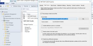 Windows 10 Configure User Experience Offline - MDT SCCM OSD
